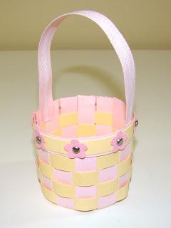 Woven Basket Tutorial