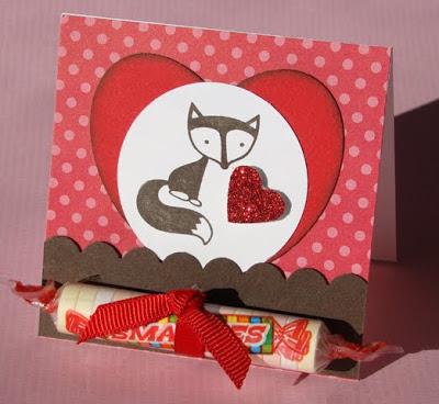 Fox & Friends Valentines