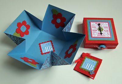Take a Spin Birthday Box