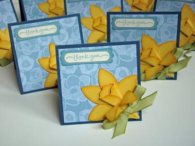 Daffodil Thank You