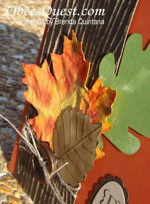 Autumn Accents Card