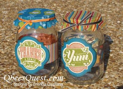 Friendship Preserves Canning Jars
