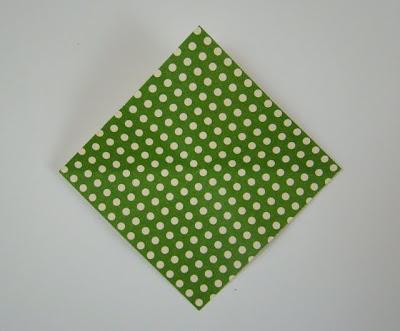 Tea Bag Folded Ornaments Tutorial