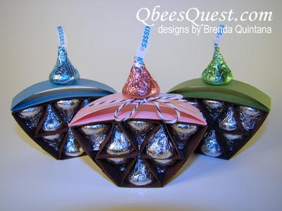 Hershey's Cupcake Tutorial