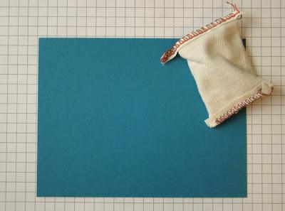 Bleached Swallowtail Card