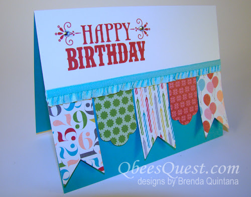 Birthday Basics Card