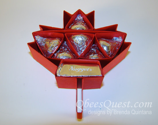 Hershey's Maple Leaf Tutorial