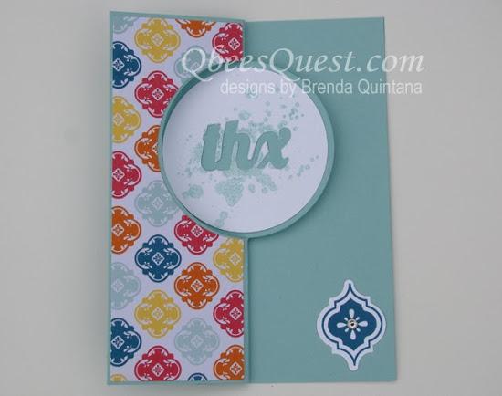 Flip Cards Class: Thx Card