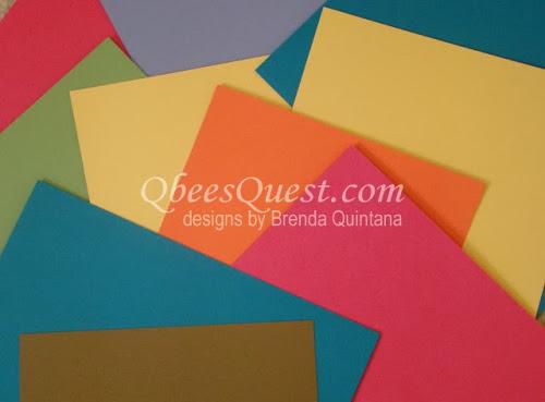 Thursday Tip: Organizing 8-1/2″ x 11″ Card Stock