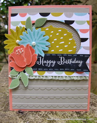 Friday Finds: Scallops Embossing Folder