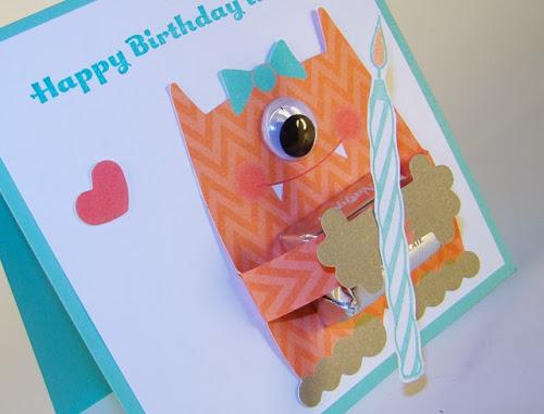 Minute Mondays: Monster Hugs Birthday