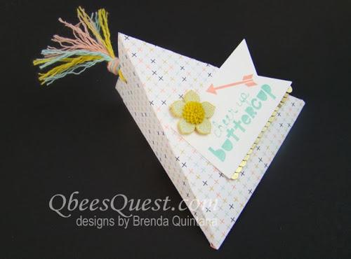 Triangle Treat Box