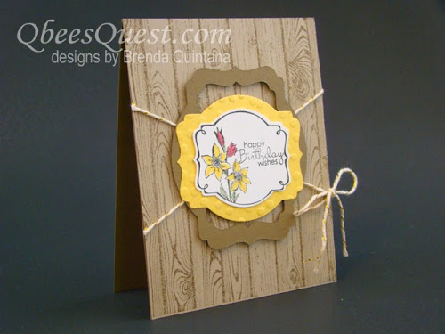 You're Lovely Sale-a-bration Card