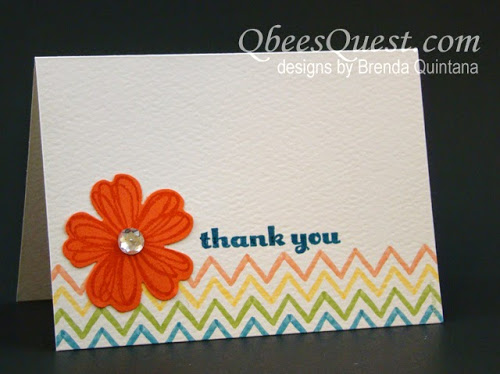 Minute Mondays: Cheery Watercolor Wonder Note Cards