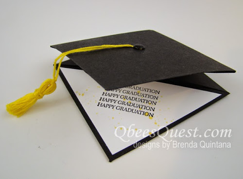 Grad Cap Gift Card Holder Tutorial