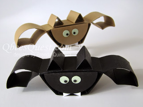 Hershey's Bat Tutorial