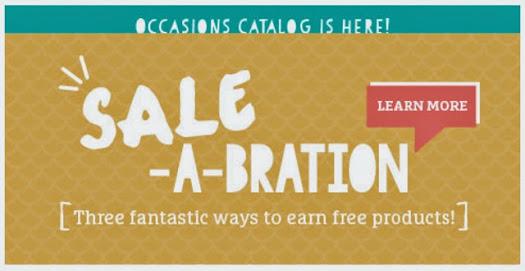 Sale-a-bration 2015