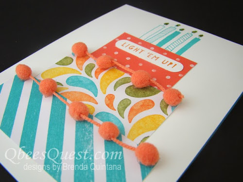 Minute Monday: Balloon Bash Birthday Cards