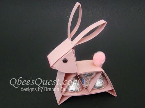 Hershey's Bunny Tutorial