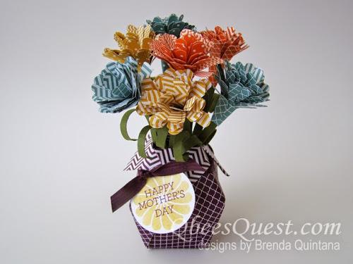 Origami Vase Tutorial