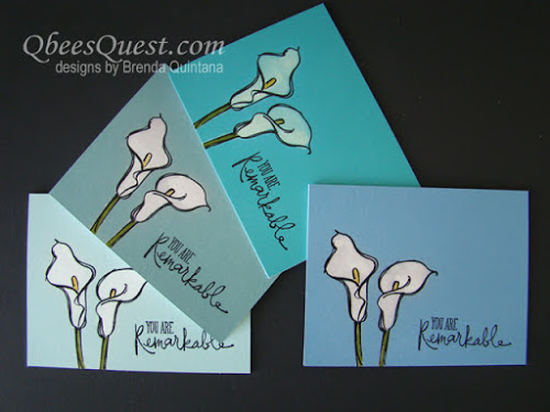 Bleached Calla Lily Tutorial
