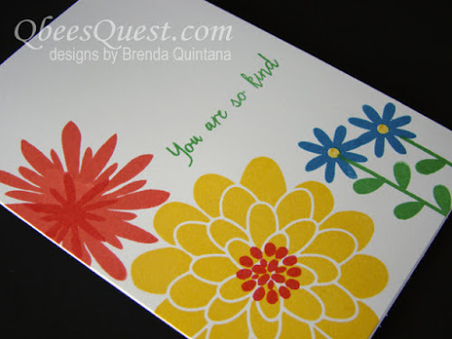 Easy Butterfly Pop Up Card