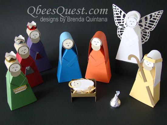 Hershey's Nativity Part One