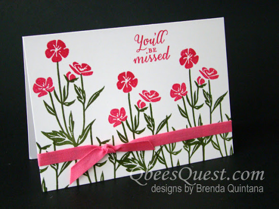 Wild About Flowers Note Cards