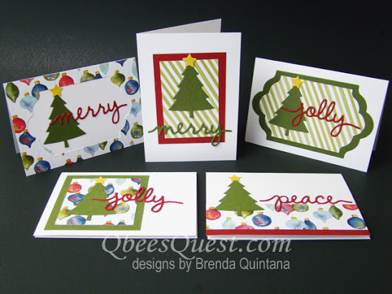 Christmas Note Card Gift Set Part TWO