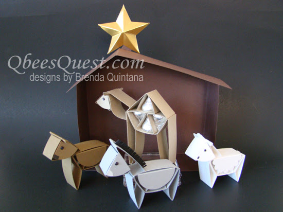 Hershey's Nativity Part Two