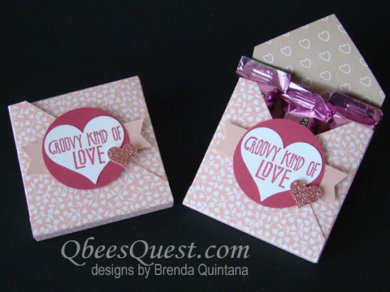 Kit Kat Candy Box Tutorial