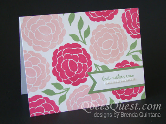 Bye Bye Bountiful Border Stamp Set