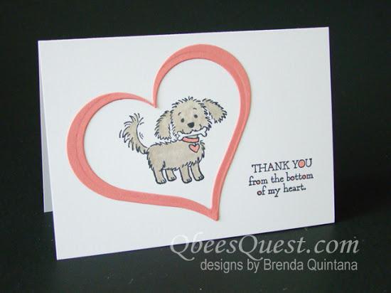 Bella & Friends Note Card