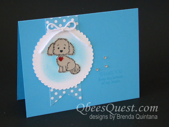 Bella & Friends Card (CT #50)