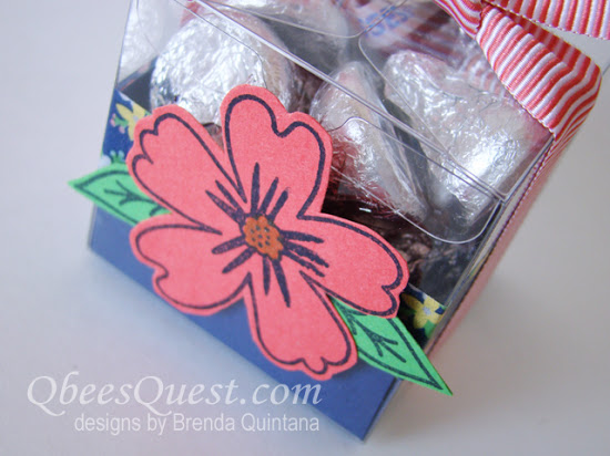 Affectionately Yours Tiny Treat Box