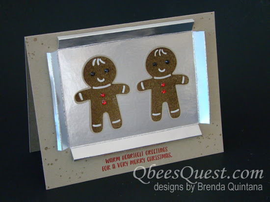 Cookie Sheet Card Tutorial