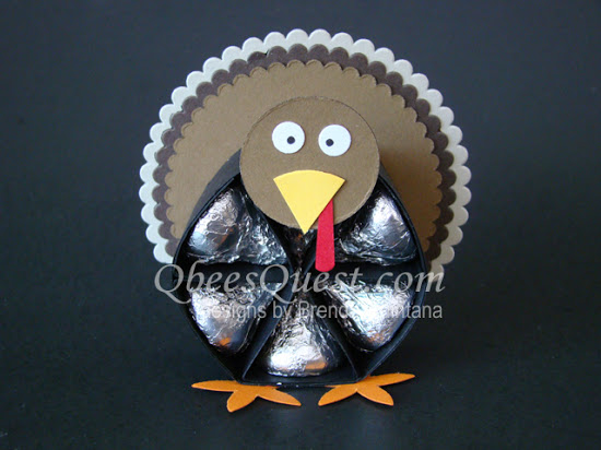 Hershey's Turkey Tutorial
