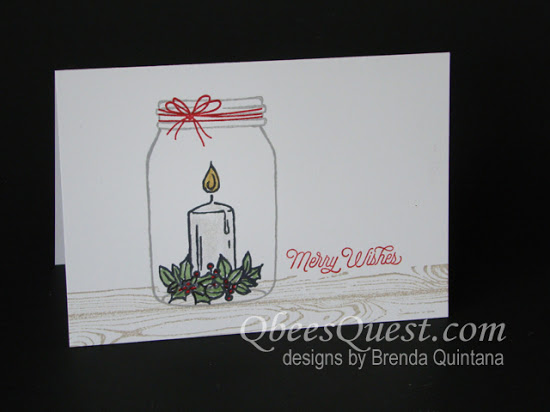 Jar of Cheer Note Card