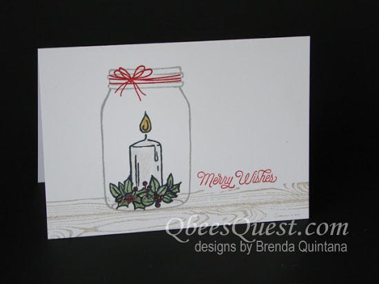 Jar of Cheer Note Card