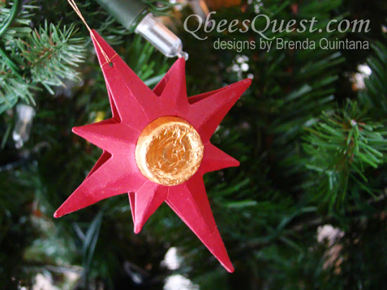 Rolos Star Ornaments