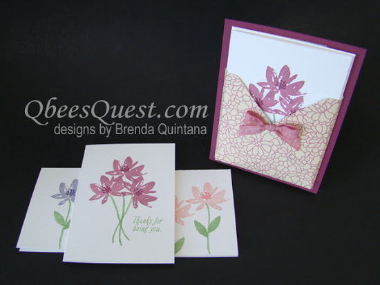 Avant Garden Note Card Holder