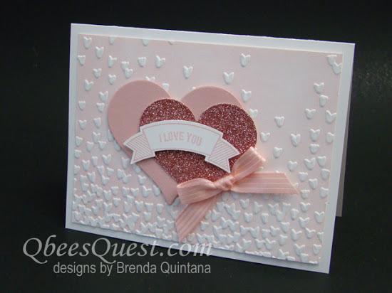 Falling Petals Valentine's Projects