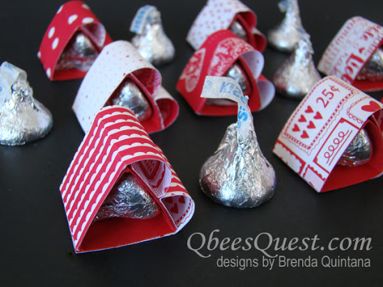 Hershey's One Kiss Heart