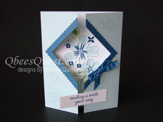 Love & Affection Gate Fold Card