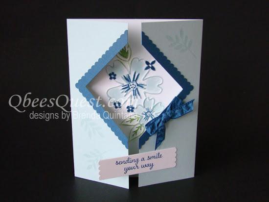 Love & Affection Gate Fold Card