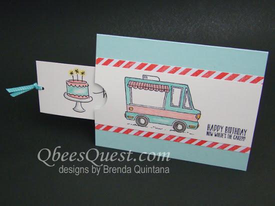 Tasty Trucks Pull Card