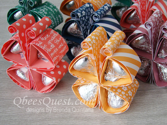 Hershey's Kisses Butterfly Video plus Printable