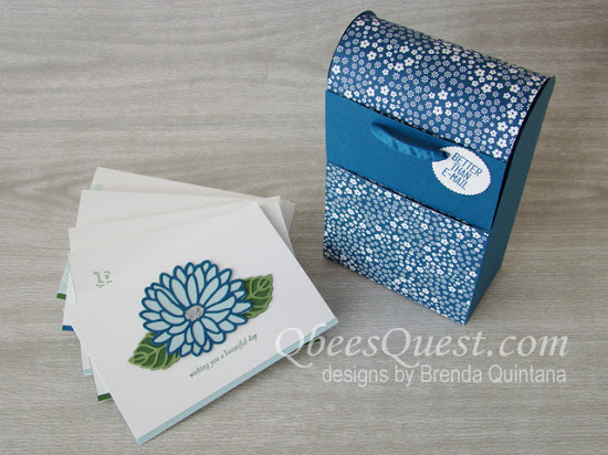 Note Card Mailbox Tutorial