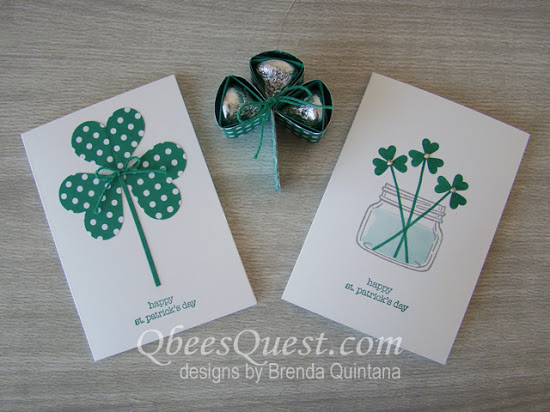 St. Patrick's Day Note Cards