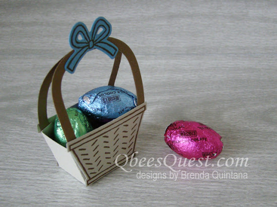 Basket Bunch Favors